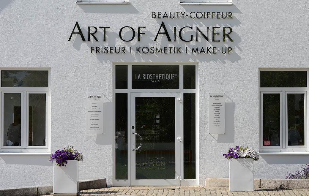Friseur Vilsheim Salon 1