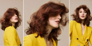 We love marble hair